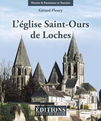 L'église saint Ours de Loches