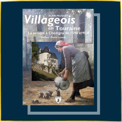 Villageois en Touraine